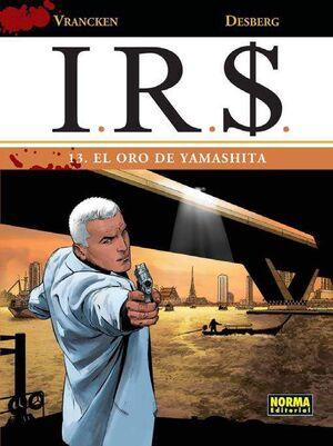 I.R.S. #13. EL ORO DE YAMASHITA