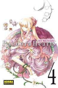 PANDORA HEARTS #04