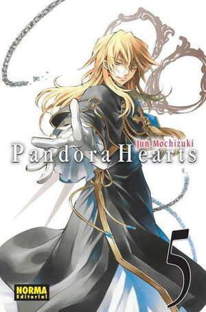 PANDORA HEARTS #05