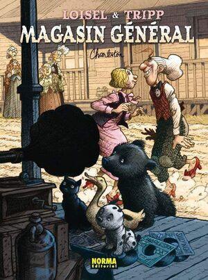 MAGASIN GENERAL #07. CHARLESTON