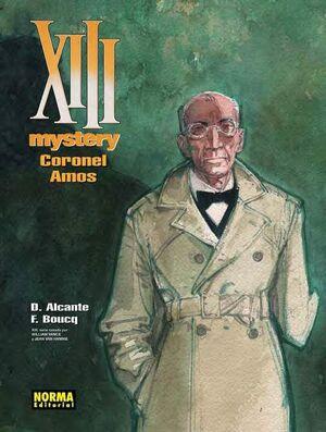 XIII MYSTERY #04. CORONEL AMOS