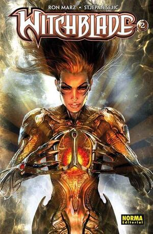 WITCHBLADE AÑO 2 #02