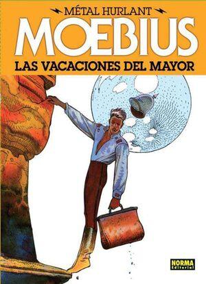 METAL HURLANT #05. LAS VACACIONES DEL MAYOR