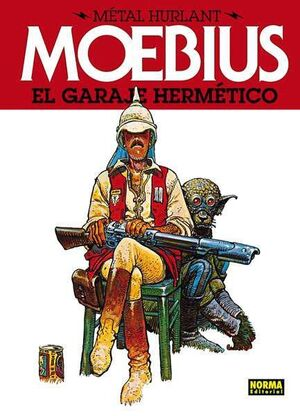 METAL HURLANT #06. EL GARAJE HERMETICO