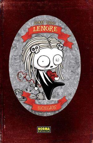 LENORE #03. BICHEJOS (COLOR)