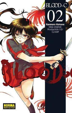 BLOOD-C #02