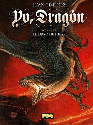 YO, DRAGON #02. EL LIBRO DE HIERRO