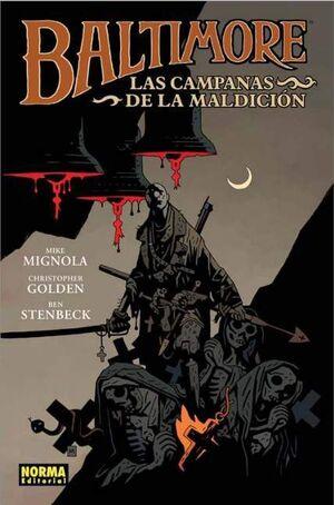 BALTIMORE #02. LAS CAMPANAS DE LA MALDICION