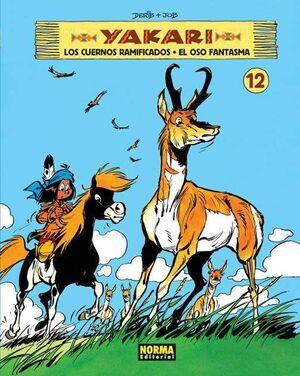 YAKARI #12. LOS CUERNOS RAMIFICADOS - EL OSO FANTASMA