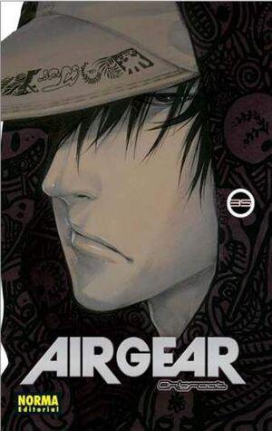 AIR GEAR #35