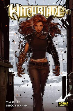WITCHBLADE AÑO 2 #03