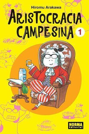 ARISTOCRACIA CAMPESINA #01