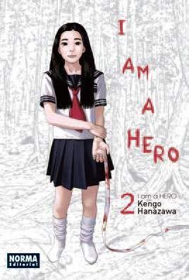 I AM A HERO #02