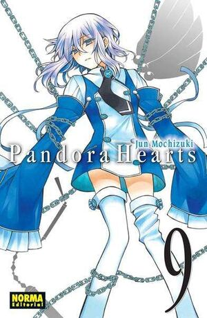 PANDORA HEARTS #09
