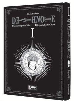 DEATH NOTE BLACK EDITION #01