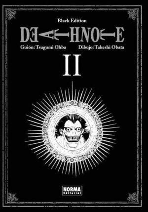 DEATH NOTE BLACK EDITION #02