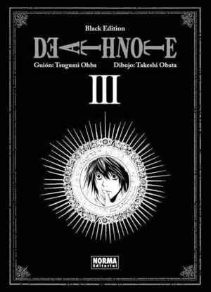 DEATH NOTE BLACK EDITION #03