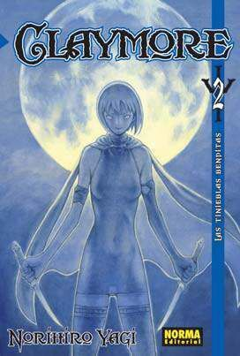 CLAYMORE #02