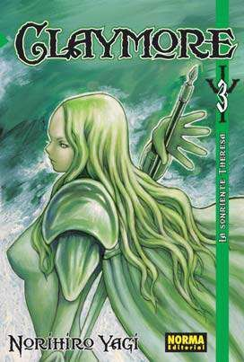 CLAYMORE #03