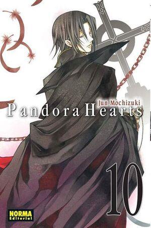 PANDORA HEARTS #10