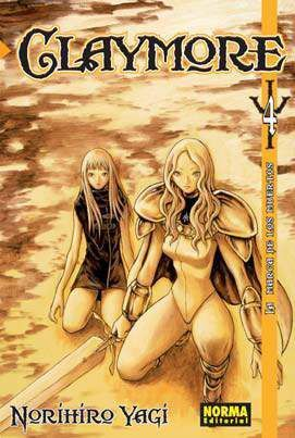 CLAYMORE #04