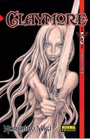 CLAYMORE #05
