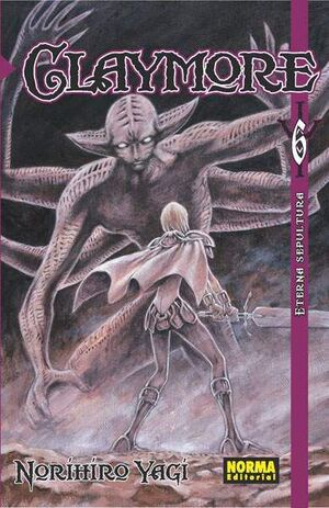 CLAYMORE #06