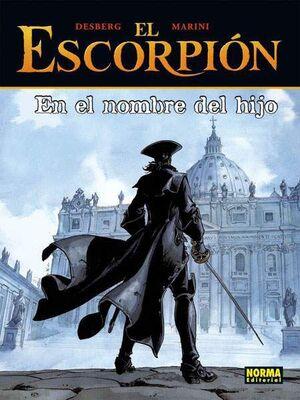 EL ESCORPION #10. EN EL NOMBRE DEL HIJO (CARTONE)