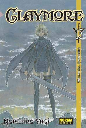 CLAYMORE #15