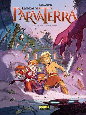 LEYENDAS DE PARVA TERRA #02