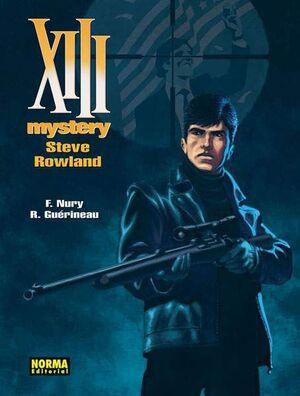 XIII MYSTERY #05. STEVE ROWLAND
