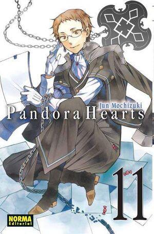 PANDORA HEARTS #11