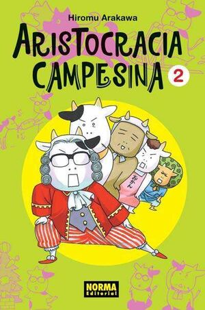 ARISTOCRACIA CAMPESINA #02