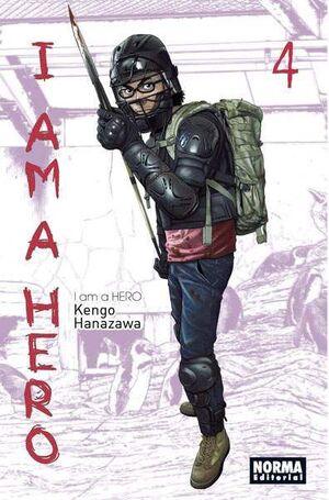 I AM A HERO #04