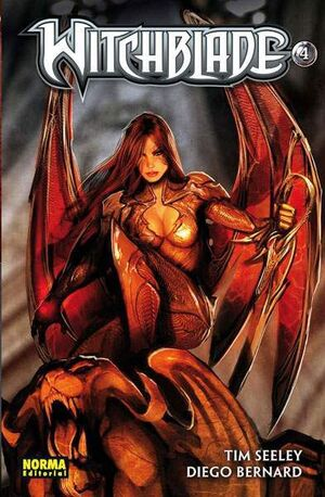 WITCHBLADE AÑO 2 #04