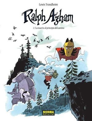 RALPH AZHAM #02. LA MUERTE AL PRINCIPIO DEL CAMINO