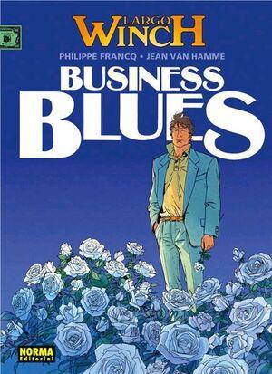LARGO WINCH #04. BUSINESS BLUES