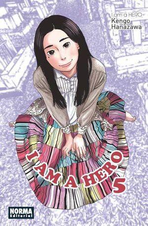 I AM A HERO #05