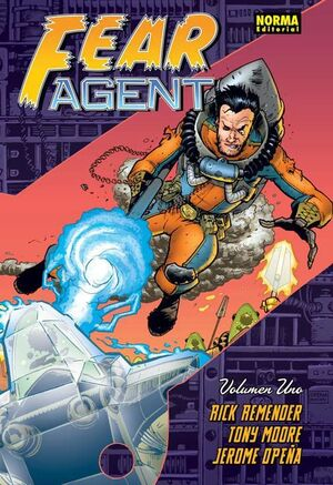 FEAR AGENT #01
