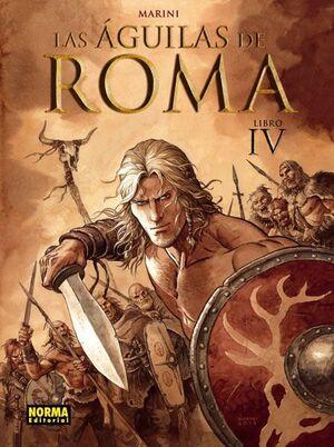 LAS AGUILAS DE ROMA #04