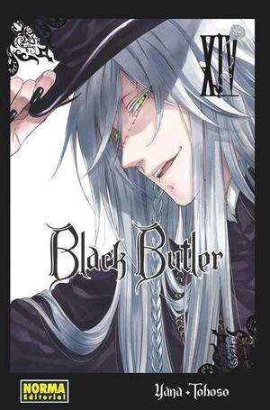 BLACK BUTLER #14