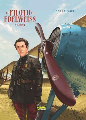 EL PILOTO DEL EDELWEISS #02. SIDONIE
