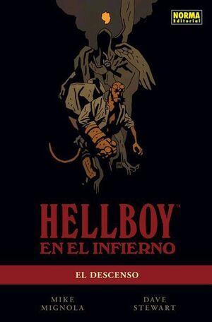 HELLBOY EN EL INFIERNO #01. EL DESCENSO