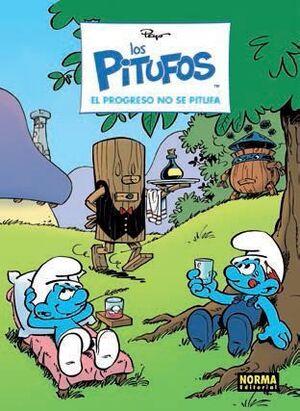 LOS PITUFOS #22. EL PRORESO NO SE PITUFA