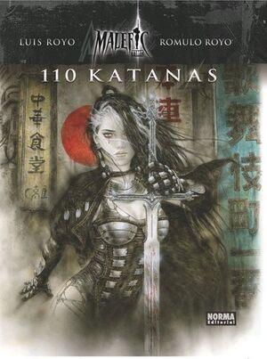 MALEFIC TIME #02 110 KATANAS