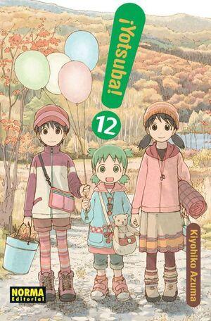 YOTSUBA #12