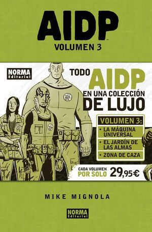 AIDP INTEGRAL #03