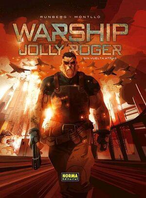 WARSHIP JOLLY ROGER #01 SIN VUELTA ATRAS