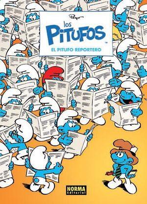 LOS PITUFOS #23. EL PITUFO REPORTERO