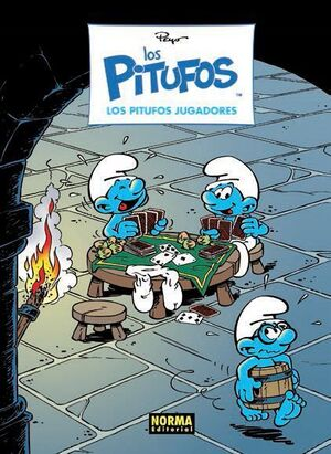 LOS PITUFOS #24. LOS PITUFOS JUGADORES